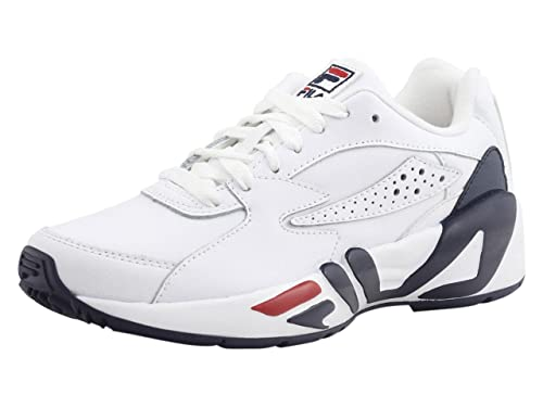 9ad6abcb0c73 Fila Mindblower Shoes White Blue  Amazon.co.uk  Shoes   Bags