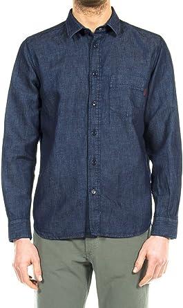 Carrera Jeans - Camisa Jeans para Hombre ES XXXL: Amazon.es: Ropa y accesorios
