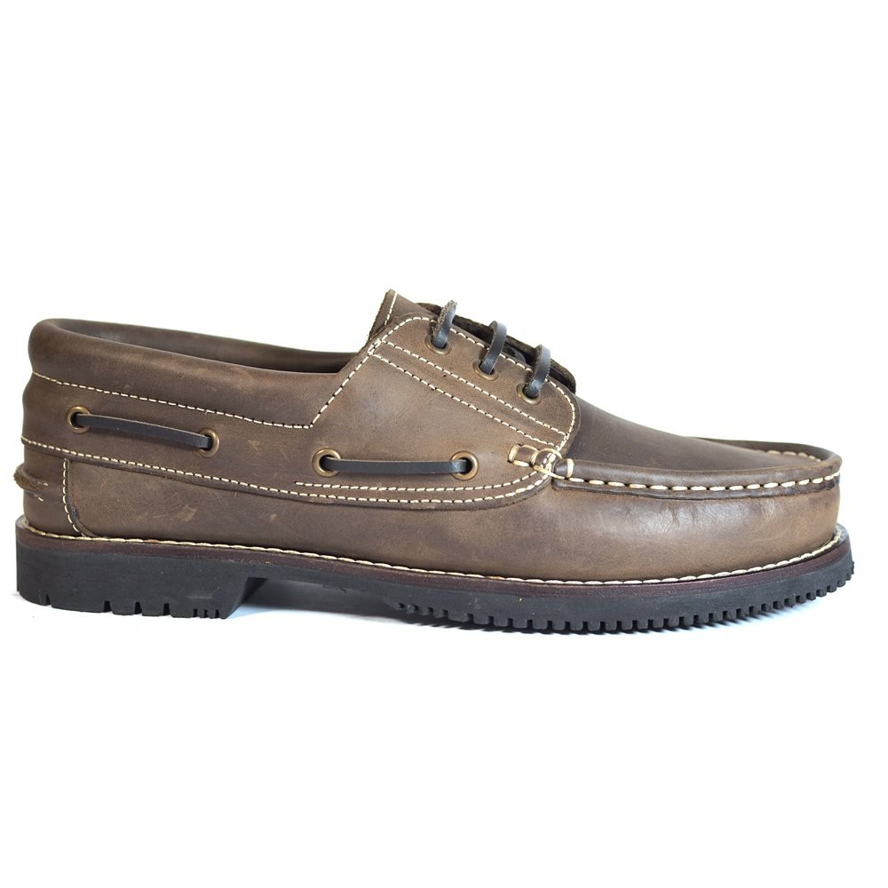Zapatos Línea Apache Cordón Marrón 41 EU|Marrón
