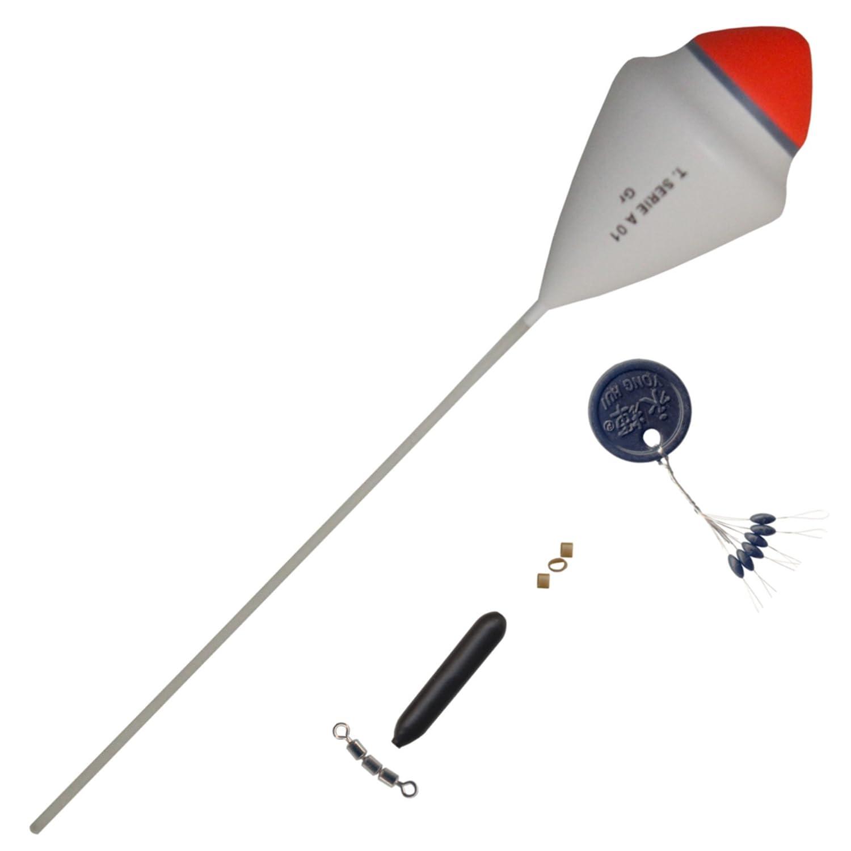 Forellenpose zum Tremarellaangeln TFT Tremarella Set Fungo Angelpose zum Forellenangeln Pose f/ür Forelle Tragkraft:3g Forellenposen