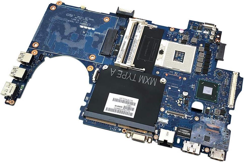 System Board PGA989 W//O CPU W//Base 9YFWF Precision M4700 35JKV Renewed