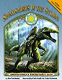 Spinosaurus in the Storm, Ben Nussbaum, 1592494617
