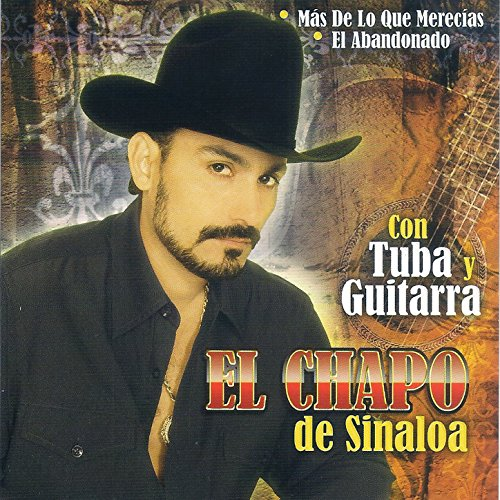una noche me embriague by el chapo de sinaloa on amazon