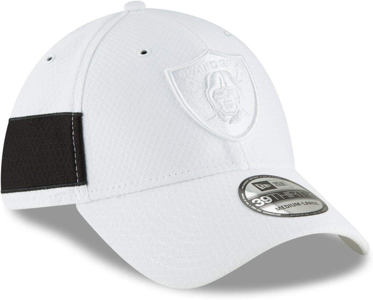 Color Rush Oakland Raiders New Era 39Thirty Cap