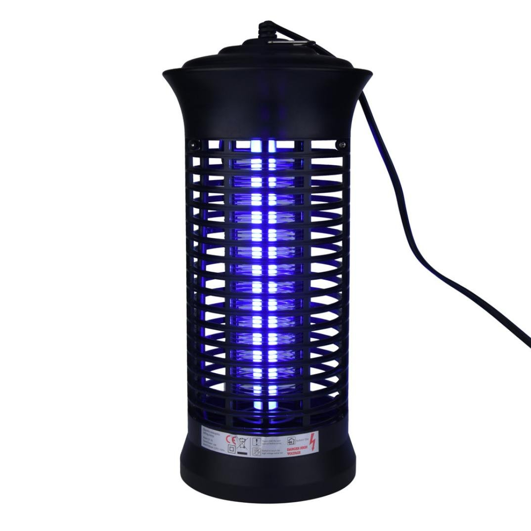 Stheanoo Electronic Bug Zapper Socket Electric Mosquito Bug Trap Night Lamp Insect Killer Lamp Fly Pest Control Mosquito Killer