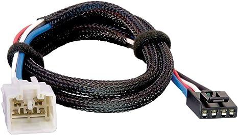 tekonsha 3040 p trailer brake control wiring harness 2 plugs, toyota  2007 2010 toyota tundra electrical