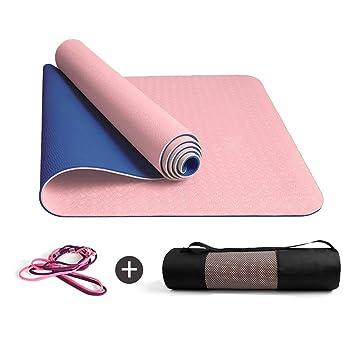 Colchonetas de yoga Pilates con Correa de Transporte ...