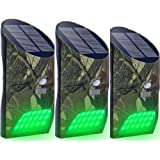 Lilbees Hog Feeder Light Motion Activated Green...