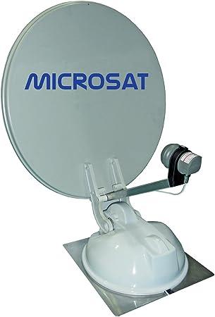 Asteria – Antena de satélite parabólica automática 65 cm para Caravana