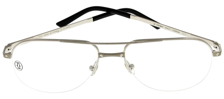 1a2347747be Cartier Rimless Eyeglasses Men « One More Soul
