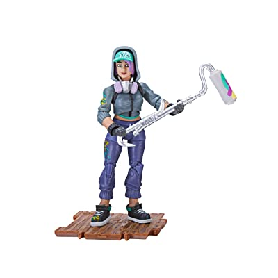 Fortnite Solo Mode Core Figure Pack, Teknique: Toys & Games