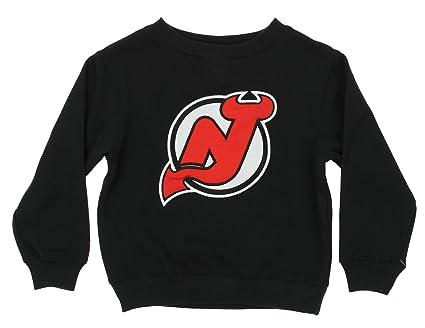 more photos 3c476 943ed Amazon.com : Outerstuff NHL Boys New Jersey Devils Prime ...