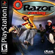 Razor Racing PS1 Instruction Booklet (Sony     - Amazon com