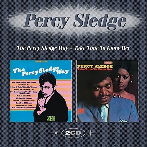 Percy Sledge - Percy Sledge Way & Take Time To Know Her - Zortam Music