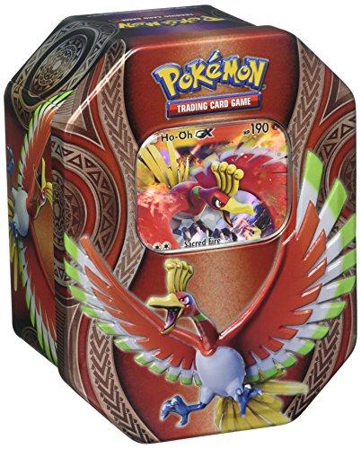 - Pokémon TCG: Ho-Oh Gx Mysterious Powers Tin (New October 2017)