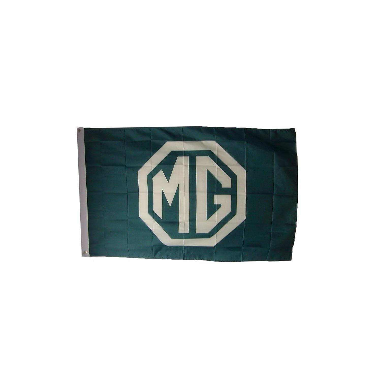 MG Racing Flag (Green) CG Autowood