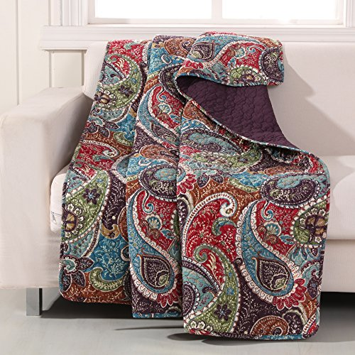 greenland quilted throw - 9