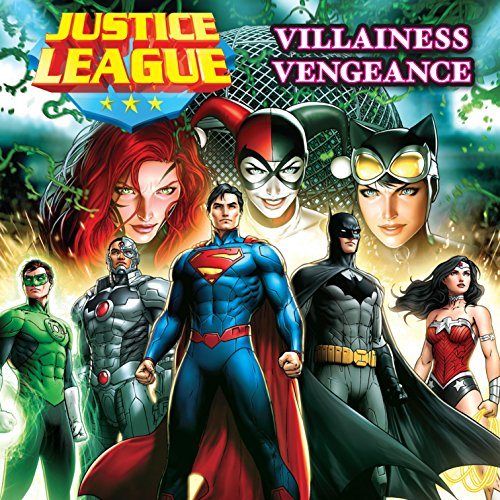 (Justice League: Villainess Vengeance)