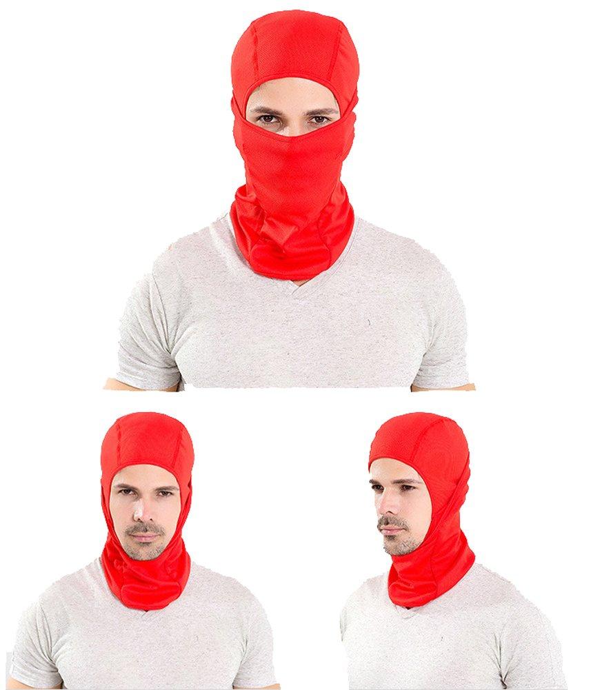 Leories Balaclava Motorcycle Tactical Skiing Face Mask