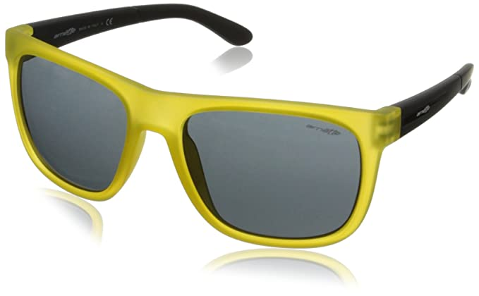 Gafas de Sol Arnette AN4143 FIRE DRILL GUMMI LEMON - GREY