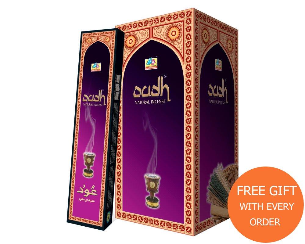 Premium Incense Sticks Oudh Manmohak Agarbatti 540 Sticks