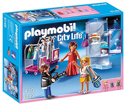 Playmobil 6149 Modenschau mit Fotoshooting