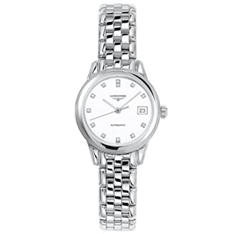 af90c443919 Image Unavailable. Image not available for. Color  Longines Flagship  Automatic Women s Watch