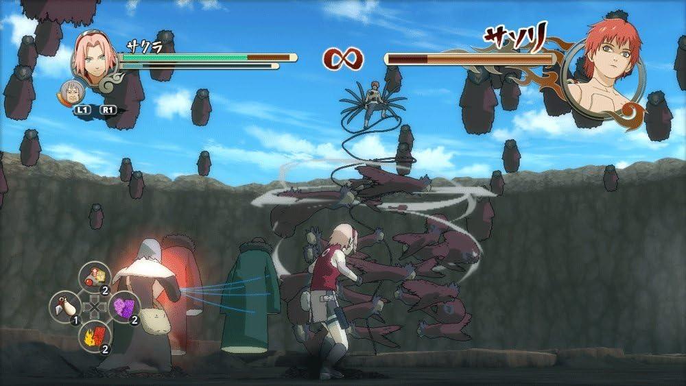 Amazon.com: Naruto Shippuden: Ultimate Ninja Storm 2 [Japan ...