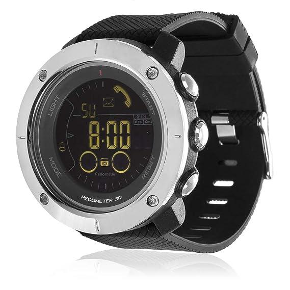 DAM TEKKIWEAR. DMX124BK. Smartwatch Bluetooth Ex19 Tipo ...