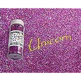 Unicorn, Extra Fine Holographic Glitter 1/128, 4oz Shaker Bottle