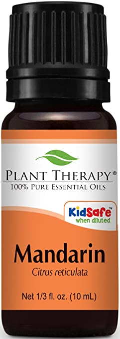 Plant Therapy's Mandarin Essential Oil