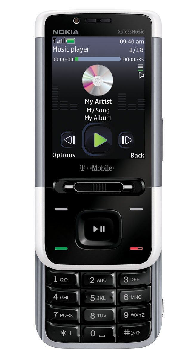 Nokia 5610 Xpressmusic Phone White T Mobile Cell Vnvs Rear Power Window Switchesdiagram2jpg Phones Accessories