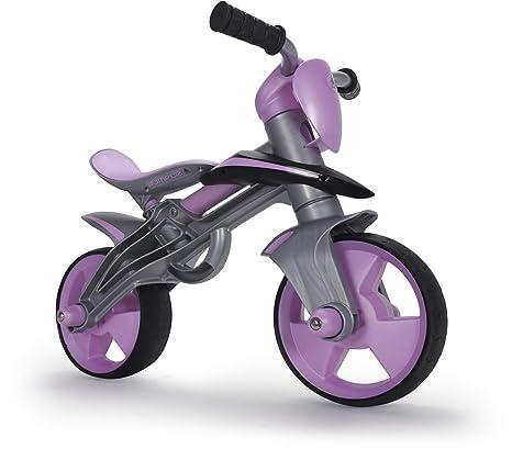 INJUSA - Bicicleta Jumper sin pedales para niños a partir de 2 años, casco incluido