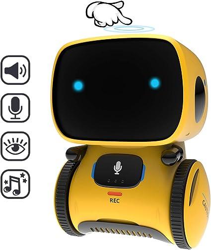 Anki 000 0079 Vector sprachgesteuerter AI Roboter Begleiter mit integriertem Amazon Alexa, Einheitsgröße