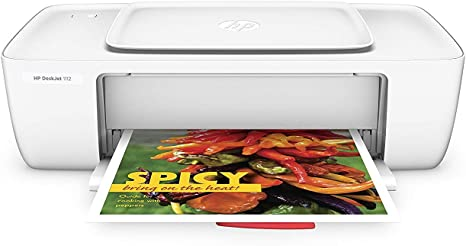 HP Deskjet 1112 Compact Printer (F5S23A)