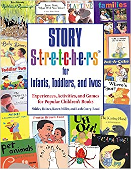 Amazon Com Story S T R E T C H E R S For Infants Toddlers And
