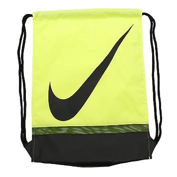 8b878dfe1999e Nike BA5424 Rucksack Sportbeutel Schuhbeutel neonfarbig 16 Liter ...
