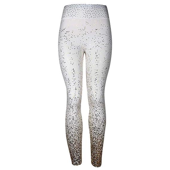 Xinantime - Pantalones Yoga Mujeres, Leggings Moda Femenina ...