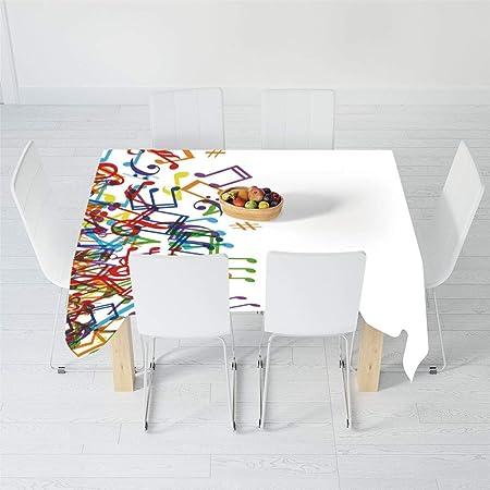 TecBillion - Mantel a Prueba de Polvo, Colorido, decoración del ...
