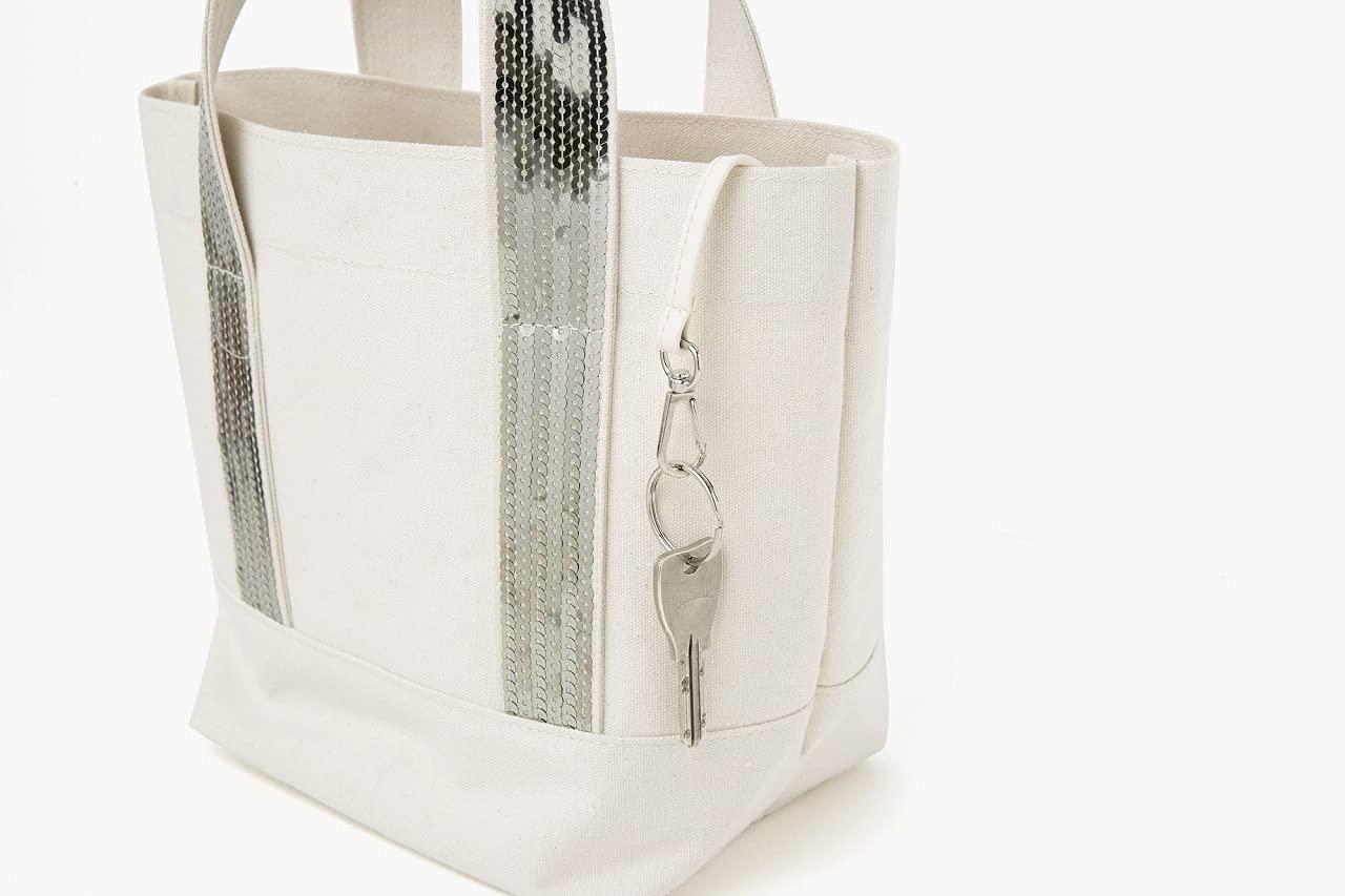 H.P. FRANCE スパンコールトートバッグBOOKは2wayバッグが付録