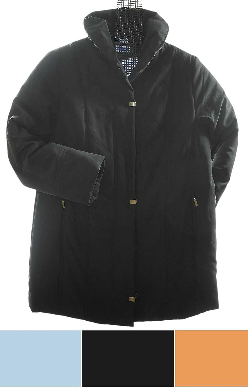 adonia mode Lange Winterjacke Jacke gesteppt , Gr.44 - 60