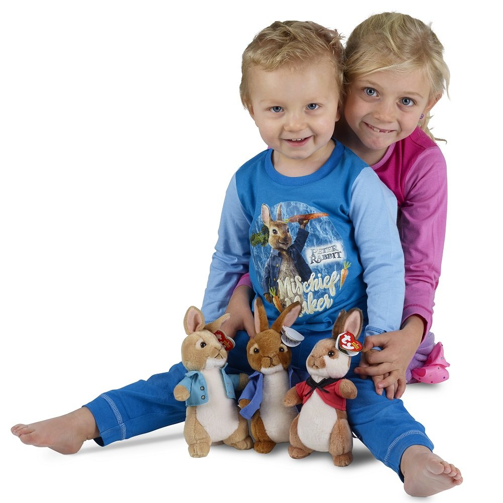 bc88626f6 Peter Rabbit Pyjamas for Girls Boys 12 Month to 9 Years 100 % Cotton ...