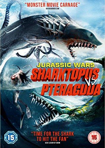 Jurassic Wars Sharktopus Vs Pteracuda [DVD]]()