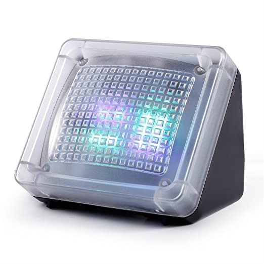 Tv simulator light ocday tv security light simulator light anit tv simulator light ocday tv security light simulator light anit thief device burglar intruder extra bright burglar deterrent simulates with built in light mozeypictures Image collections