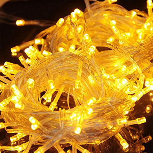 Icicle Lights Outdoor 10M