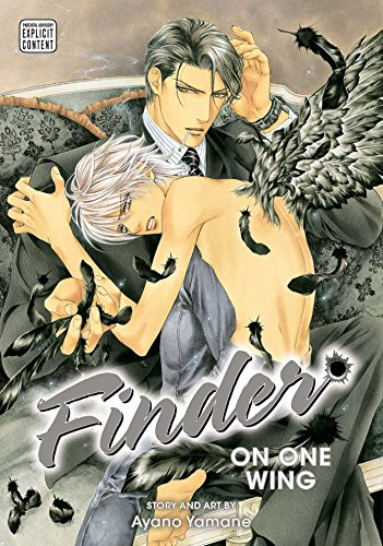 Finder Deluxe Edition: On One Wing: Vol. 3 [Ayano Yamane] (Tapa Blanda)