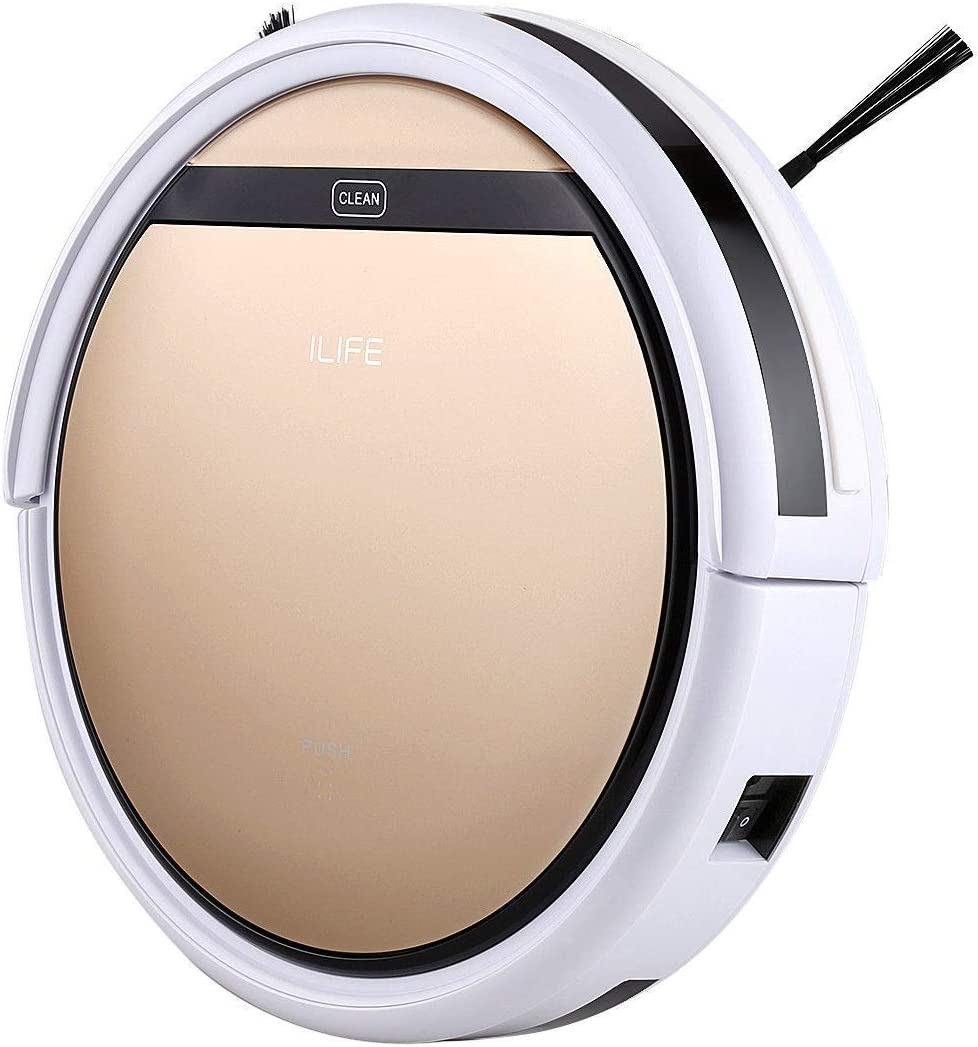ILIFE V5S PRO - Robot aspirador: Amazon.es: Hogar