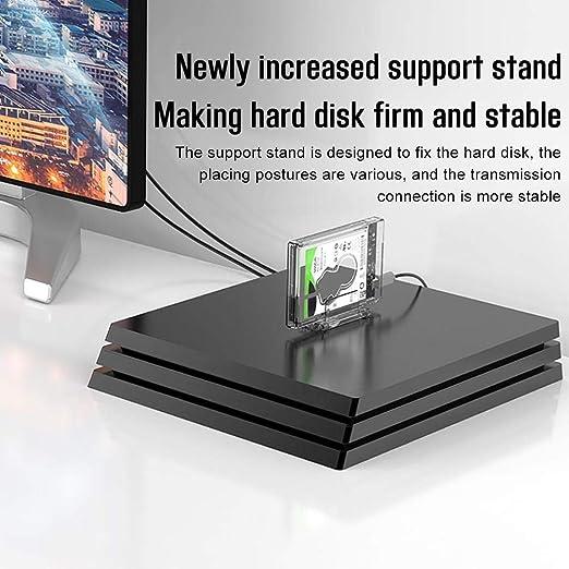 SOWLFE Unidad de Disco Duro portátil del Disco Duro Tipo-C USB3.1 ...