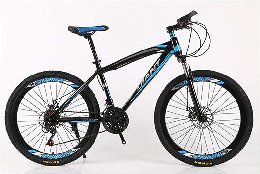 KXDLR Bicicleta De Montaña Unisex/Bicicletas 26 De Peso Ligero ...