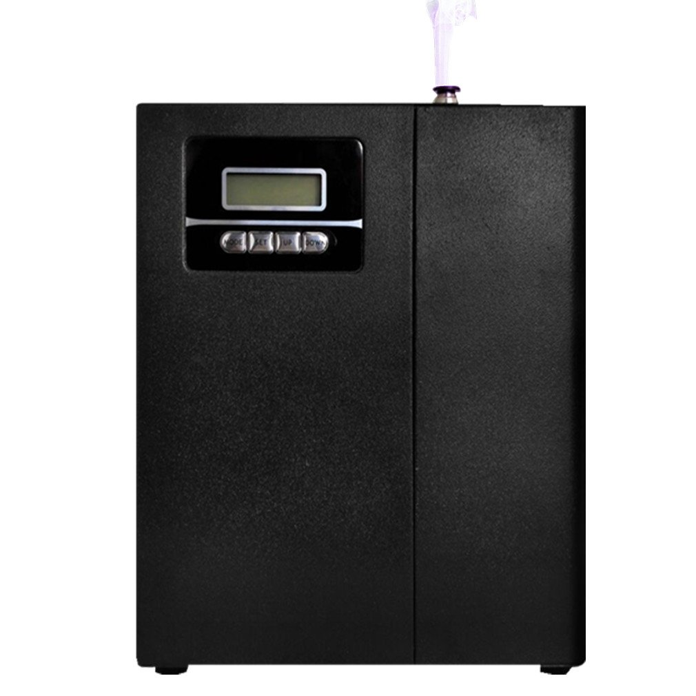 Kevinleo Scent Fragrance Machine Home with 860-1,100 Square Feet Area,Waterless,Deliver Fragrance in Home Office,Can Set up certain work time(Monday-Sunday),Connect to Hvac unit